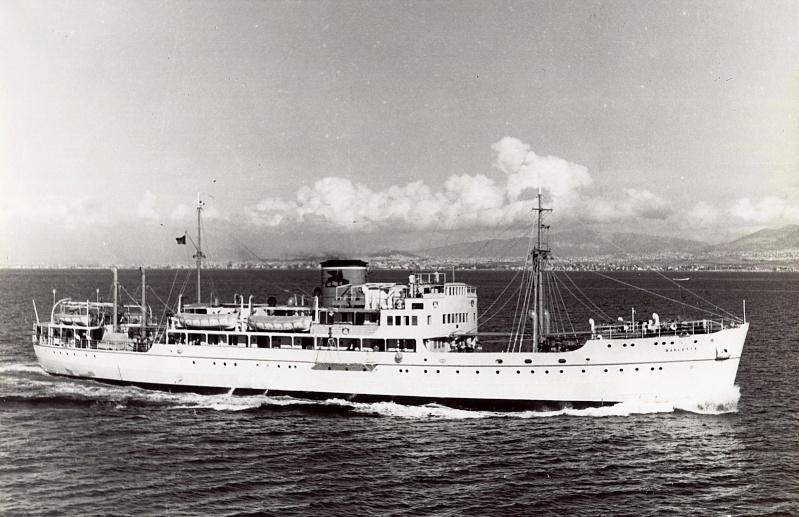 'Barletta' - Puglia S.A. di Nav. a Vap. - 1931 4-1bar10