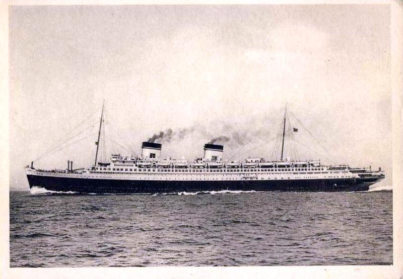 'Rex' - Italia - 1932 40-nav10