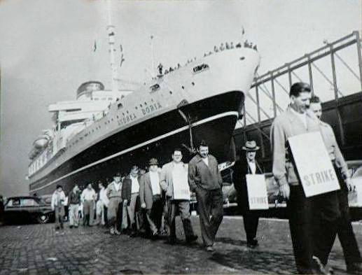 'Andrea Doria' - Italia - 1952 40_nav10