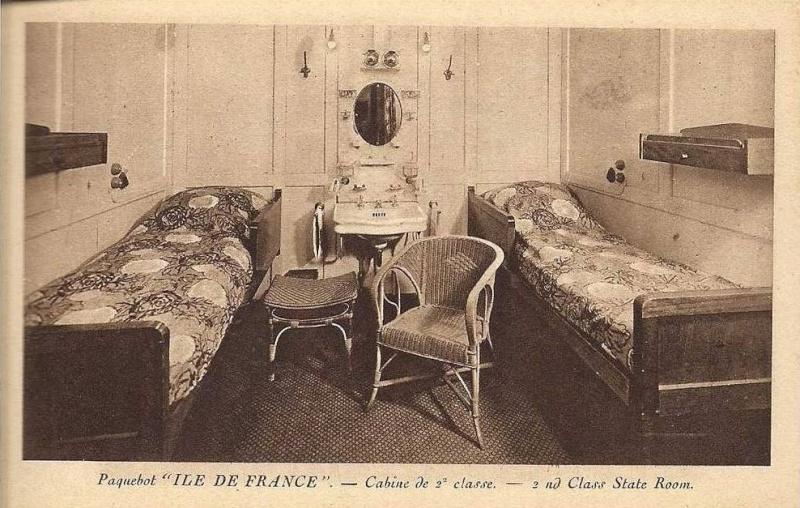 'Ile de France' - C.G.M. - 1926 42_39c10