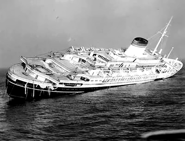 'Andrea Doria' - Italia - 1952 42_nav10