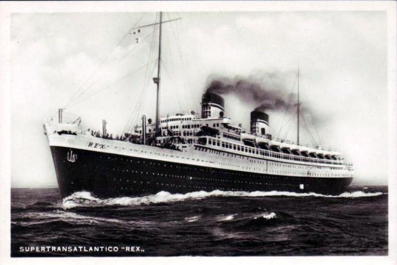 'Rex' - Italia - 1932 44-nav10