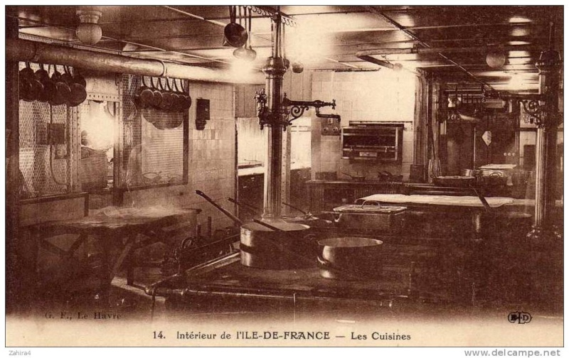 'Ile de France' - C.G.M. - 1926 44_40c10
