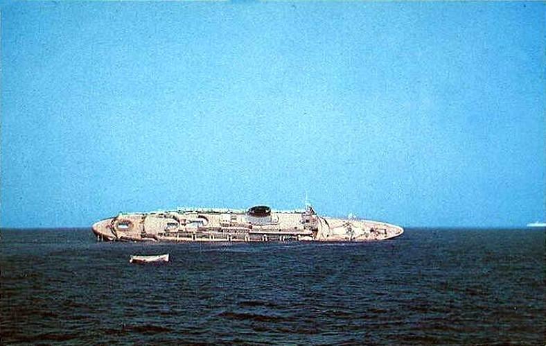 'Andrea Doria' - Italia - 1952 46_nav10