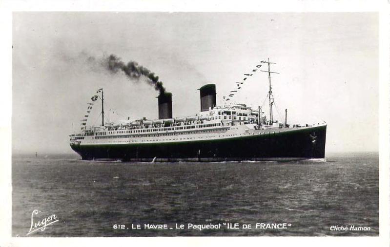 'Ile de France' - C.G.M. - 1926 47_19410