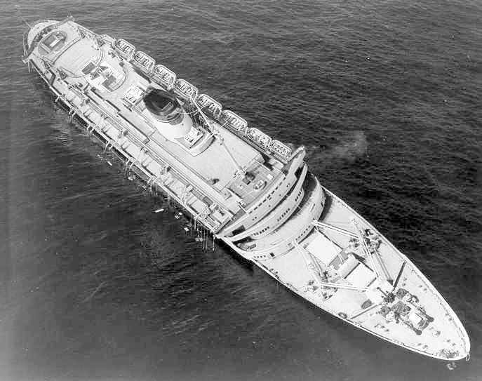 'Andrea Doria' - Italia - 1952 47_nav10