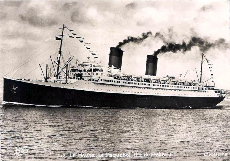 'Ile de France' - C.G.M. - 1926 48_2na10
