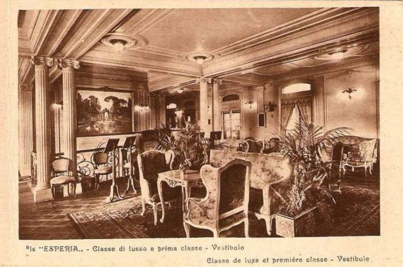'Esperia' - Sitmar - 1921 4_11es10