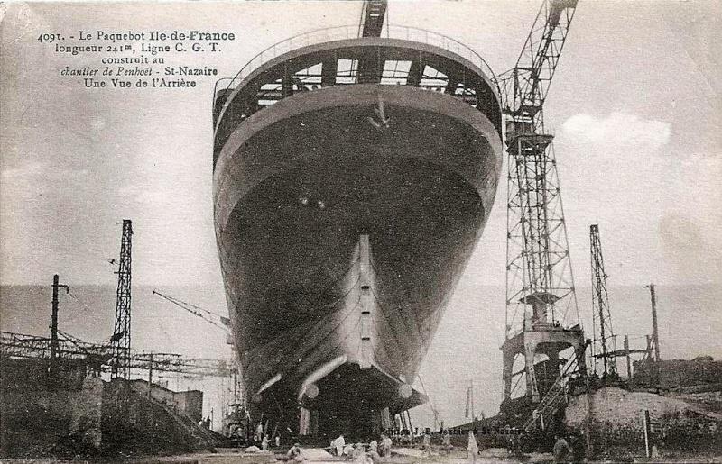 'Ile de France' - C.G.M. - 1926 4_2var10