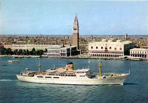 'San Giorgio' - Adriatica - 1956 4_3_na10