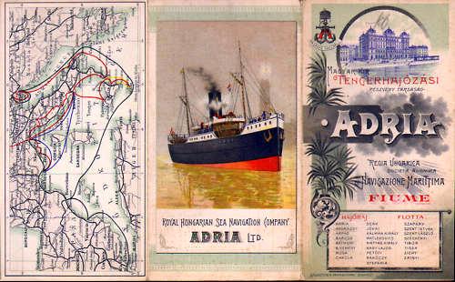 'Carnaro' - Adria S.A. - 1913 4_3car10