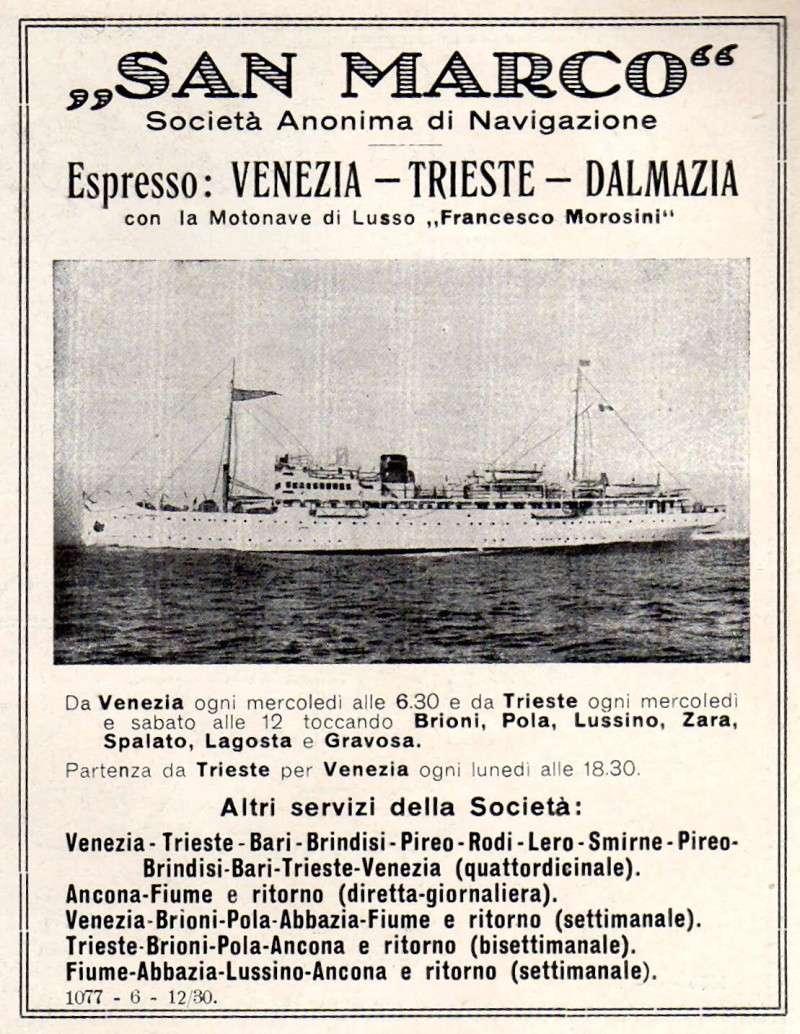 'Francesco Morosini' - San Marco - 1928 4_3nav10