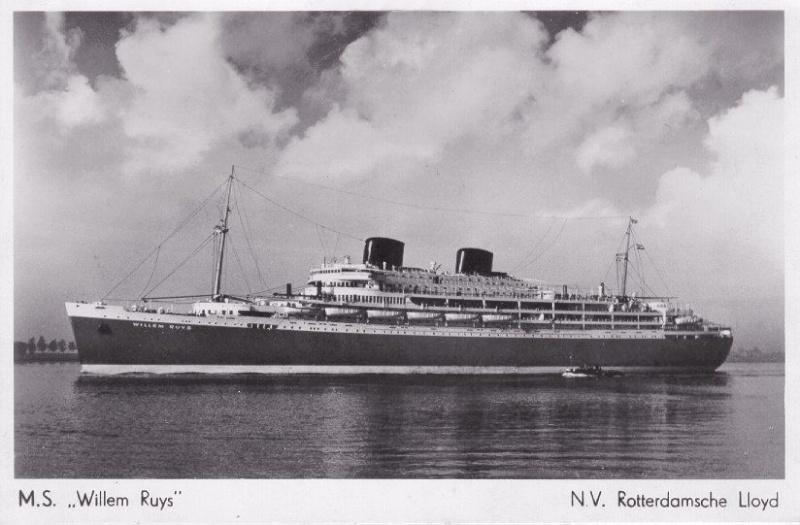 'Achille Lauro' - anche Flotta e Star Lauro - 1947 4_achi10