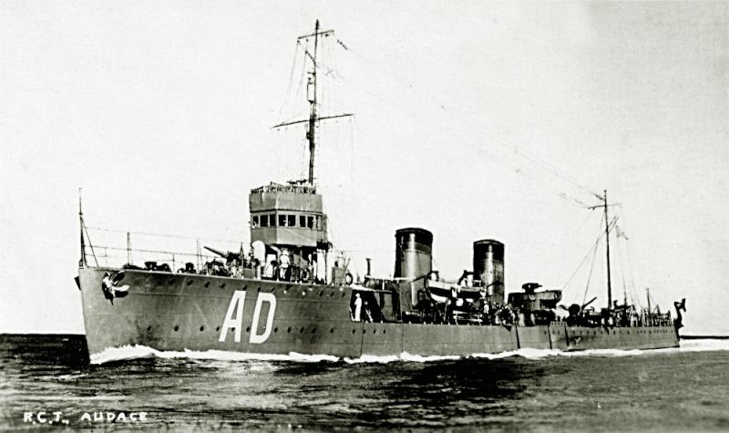 'Audace' - R.M.M. - 1916 4_auda10