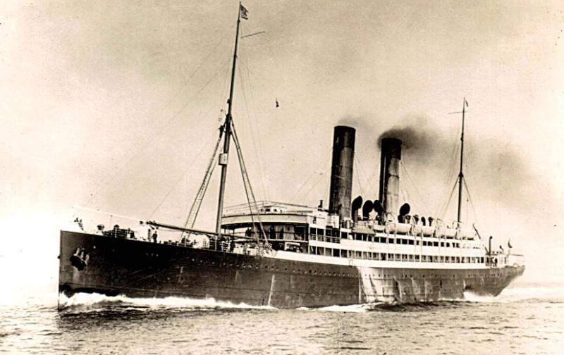 'Stella d'Italia' -  anche Cosulich - 1904 4_berm10
