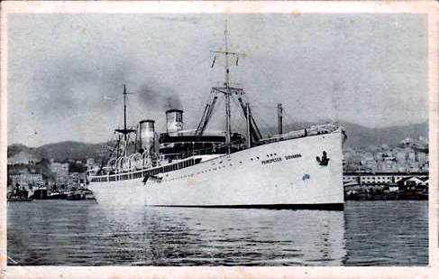 Principessa Giovanna' - Lloyd Sabaudo - 1923 4_giov10