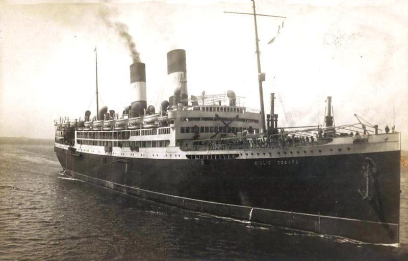 'Giulio Cesare' - N.G.I. - 1921 4_giul10
