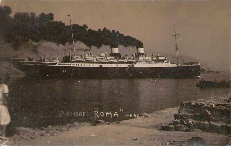 'Roma' - N.G.I. - 1926 4_nave12