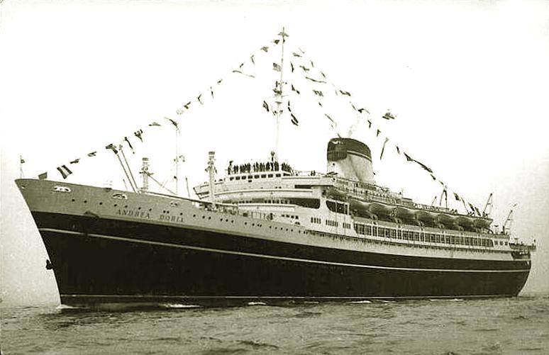 'Andrea Doria' - Italia - 1952 4_nave24