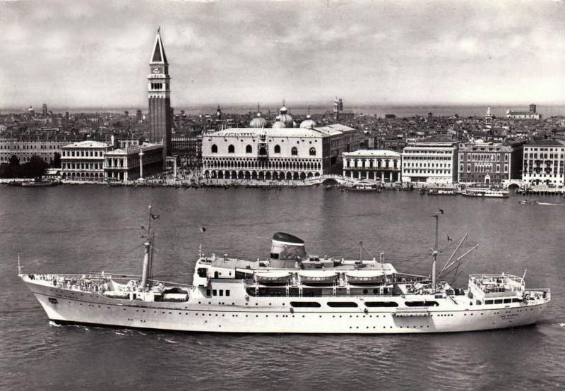 'San Marco' - Adriatica - 1956 4_nave35