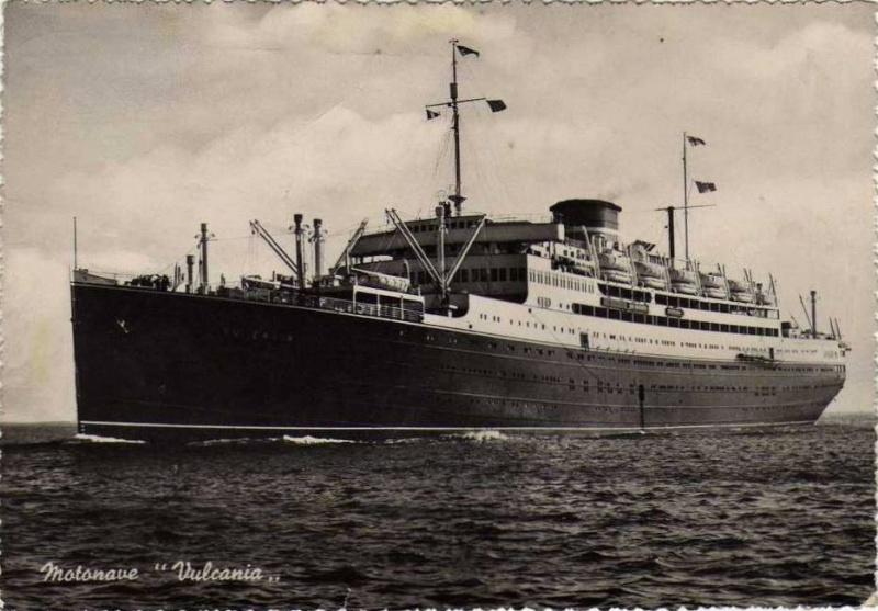 'Vulcania' - Cosulich - 1928 4_nave40