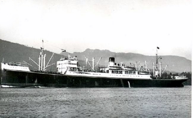 'Leme' - Navigazione Libera Triestina - 1925 4_nave42