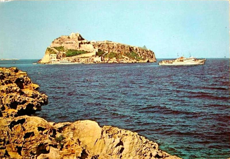 'Daunia' - Adriatica -  1965 4_nave59