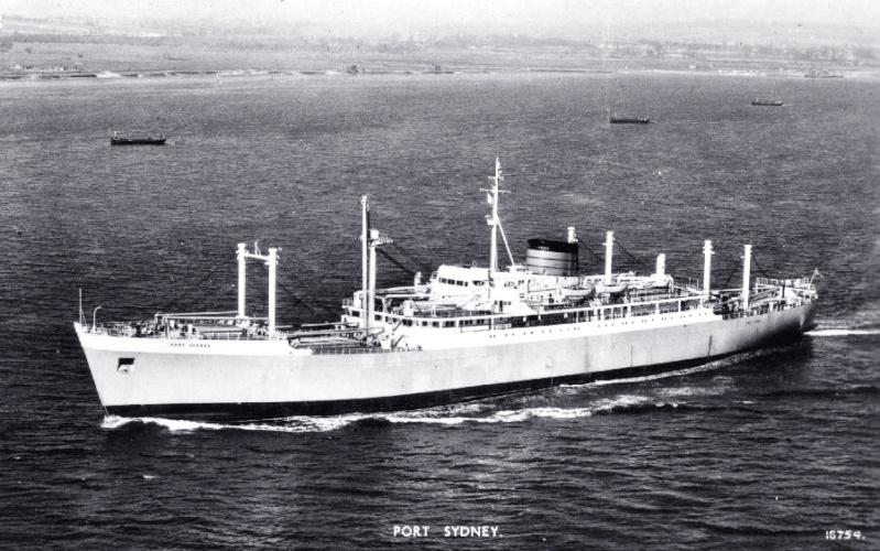 'Daphne' - anche Costa - 1955 4_port10