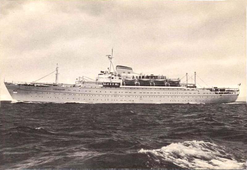 'Victoria' - Lloyd Triestino - 1952 4_rifa10