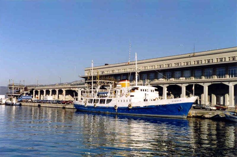 'Dionea' - Nav. Alto Adriatico - 1962 4a_dio10