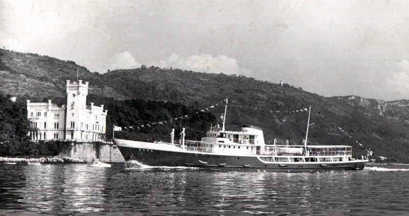 'Edra' - Nav. Alto Adriatrico - 1962 4a_mir10