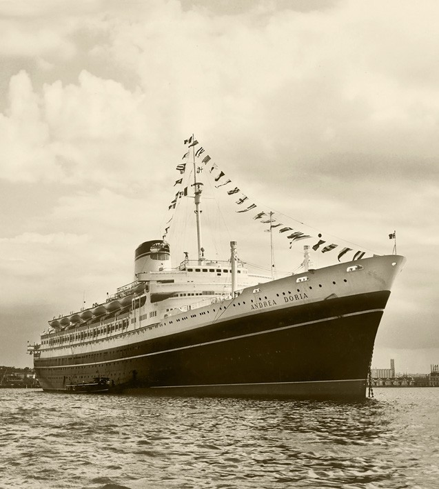 'Andrea Doria' - Italia - 1952 4a_nav11