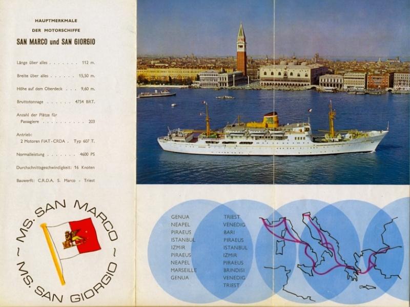 'San Marco' - Adriatica - 1956 4a_nav12