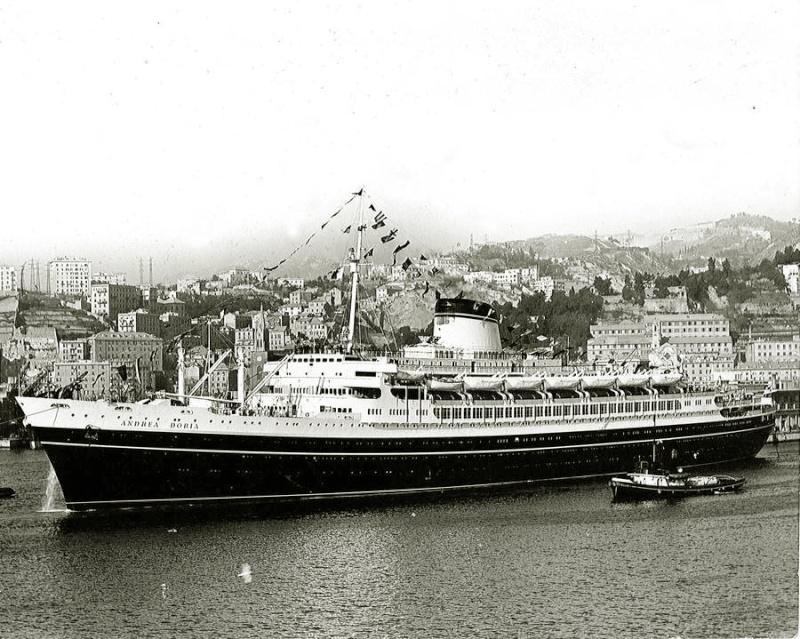 'Andrea Doria' - Italia - 1952 4b_dor11