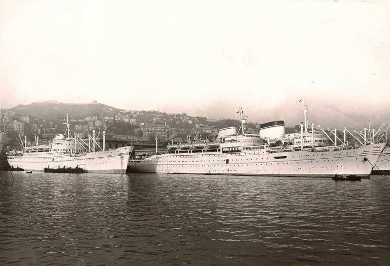 'Oceania' - Lloyd Triestino - 1951 5-1_oc11