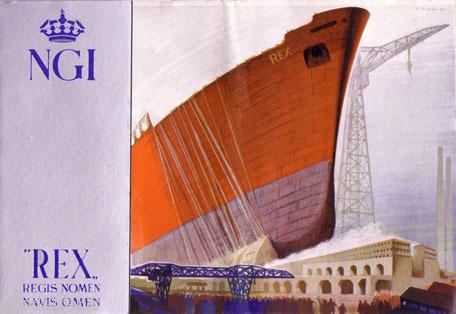 'Rex' - Italia - 1932 5-nave12