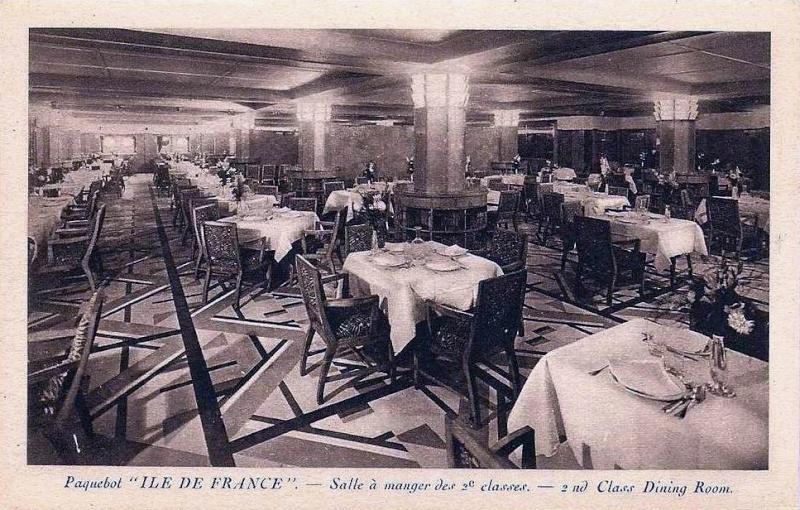 'Ile de France' - C.G.M. - 1926 51_5sa10