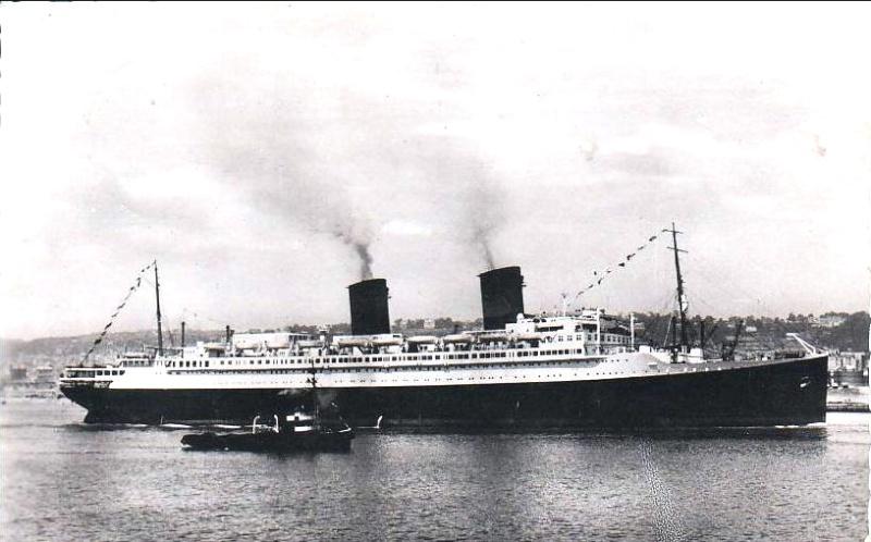 'Ile de France' - C.G.M. - 1926 53_7na10