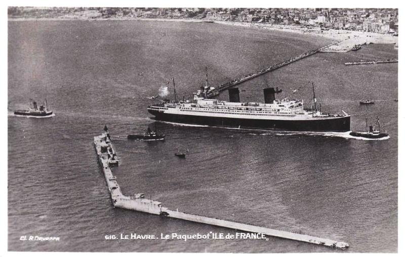 'Ile de France' - C.G.M. - 1926 55_9na10