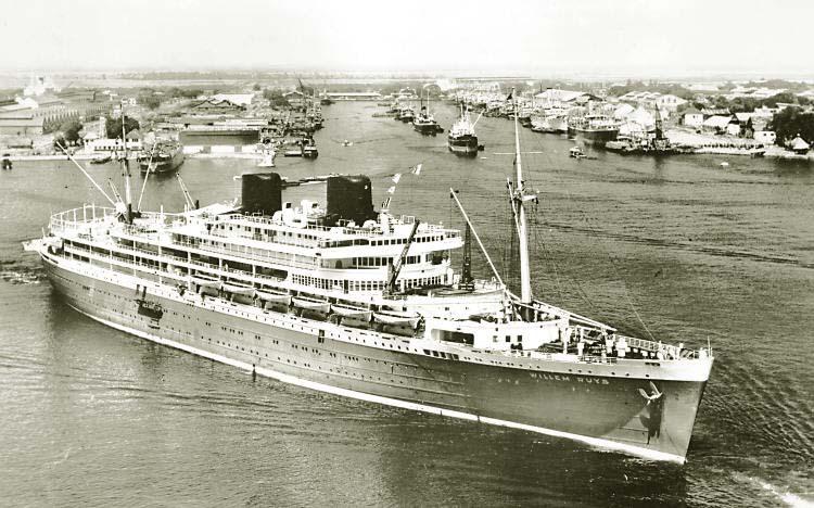 'Achille Lauro' - anche Flotta e Star Lauro - 1947 5_194710