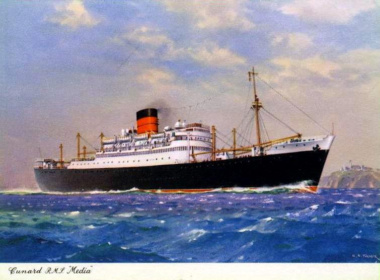'Flavia' - anche Costa - 1947 5_2med10