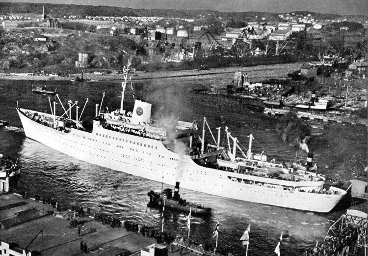 'Stockholm' - Svenska-America Linjen - 1948 5_3_st10