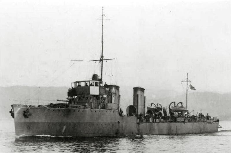 'Audace' - R.M.M. - 1916 5_auda10