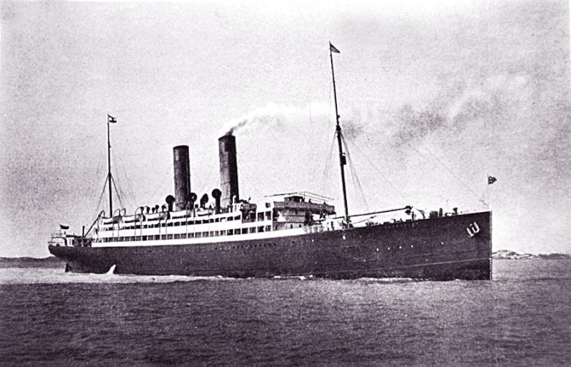'Stella d'Italia' -  anche Cosulich - 1904 5_berm10