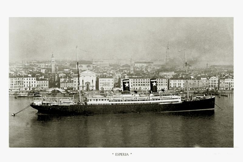 'Esperia' - Sitmar - 1921 5_espe10