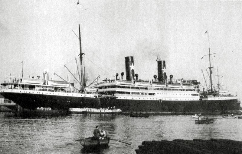 'Giuseppe Verdi' - Transatlantica Italiana - 1915 5_gius10