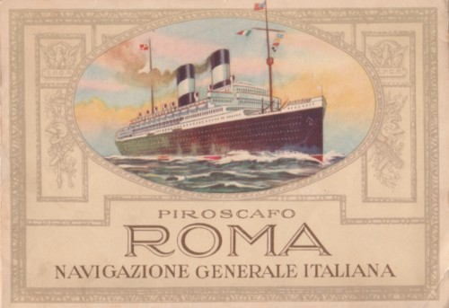 'Roma' - N.G.I. - 1926 5_nave12
