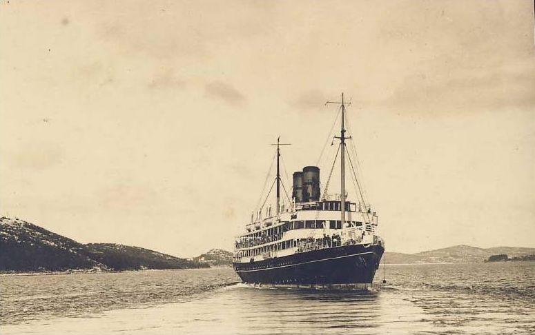 """""""Prinz Hohenlohe"""" - Österreichischer Lloyd - 1908 5_nave19"""