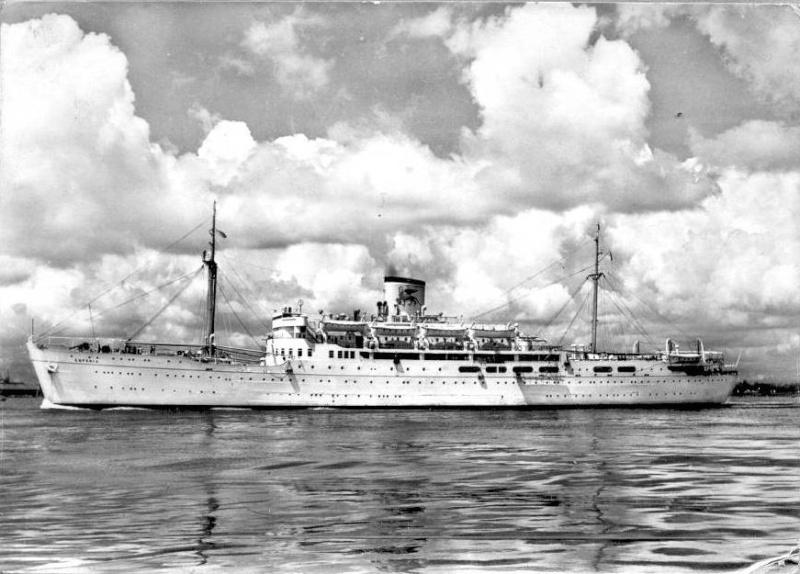 'Esperia' - Adriatica - 1949 5_nave24