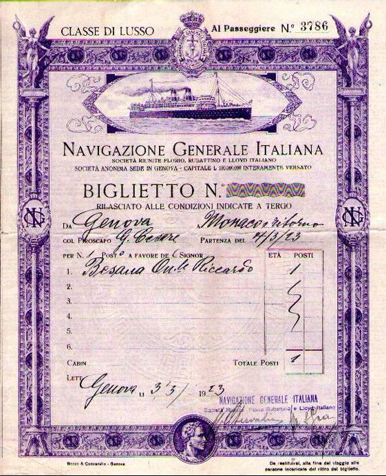 'Giulio Cesare' - N.G.I. - 1921 5_nave25